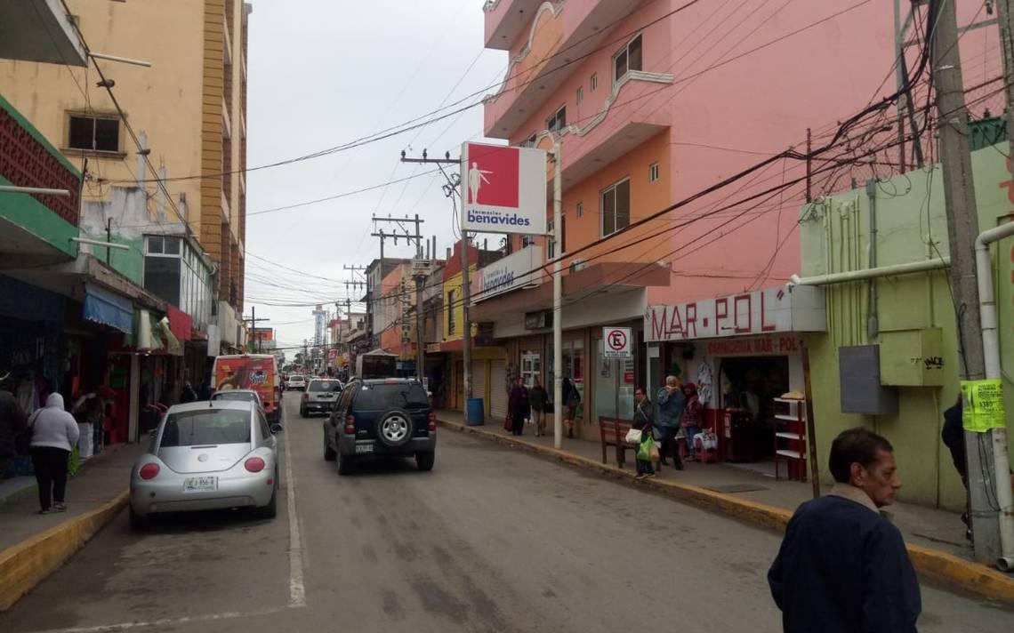 Afectaciones menores en Altamira por paso de frente frío - El Sol de Tampico