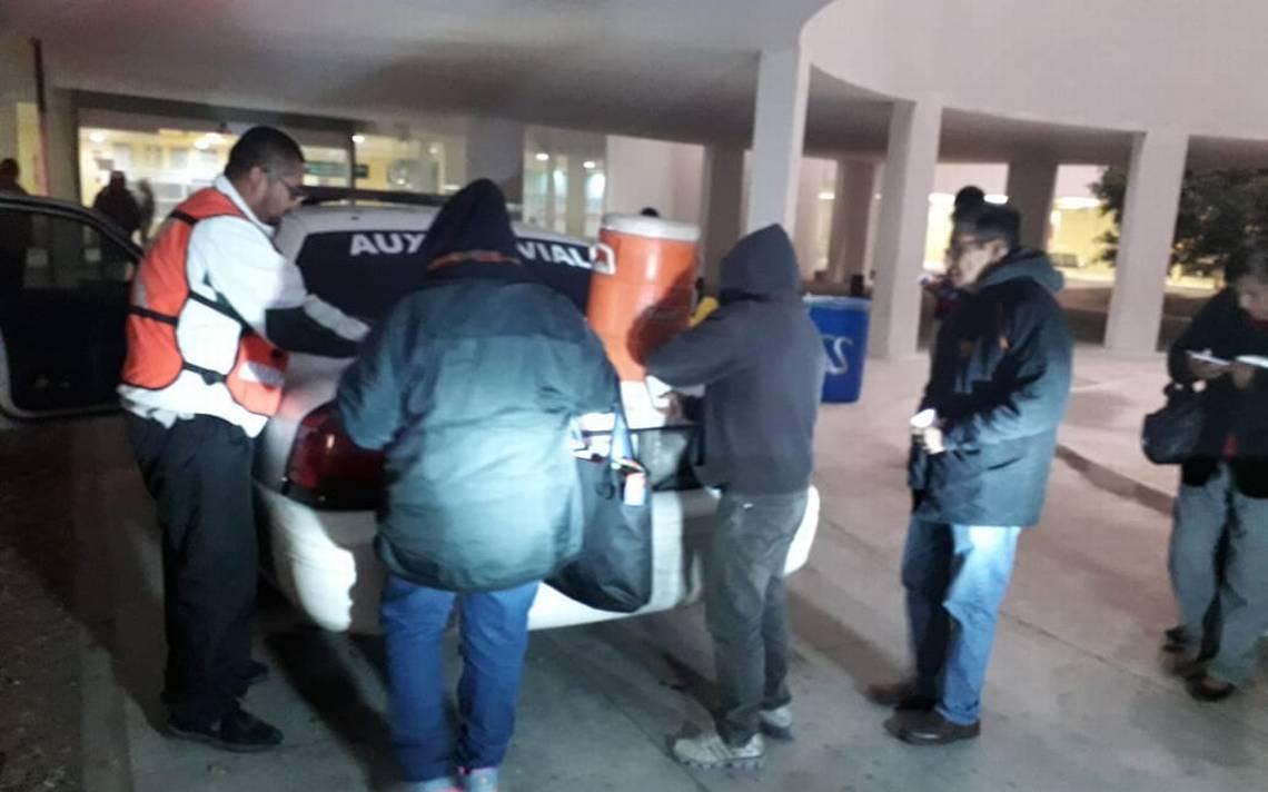 Reparten alimentos calientes en Hospitales de Reynosa - El Sol de Tampico