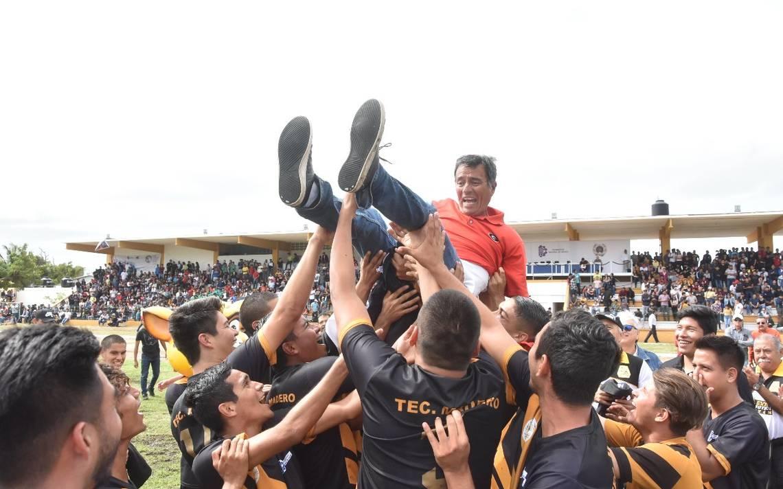 Tec de Madero se proclamó campeón en la rama varonil del intertecs - El Sol de Tampico