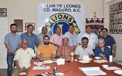 Junta del Club Leones de Ciudad Madero - El Sol de Tampico