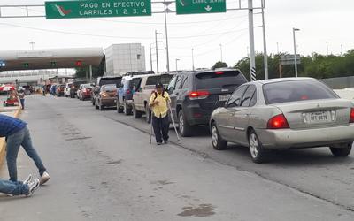 Cierran de forma parcial puente Reynosa-Pharr - El Sol de