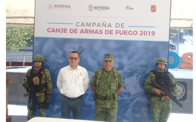 Sedena Ofrece Dinero A Cambio De Armas El Sol De Tampico