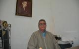 Pedro Carrizalez Hernández, vice presidente del Grupo Unificador, Revolucionario y Humanista (GURH)/Paulo Monsiváis