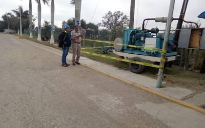 Restablecen Servicio De Agua En Altamira El Sol De Tampico