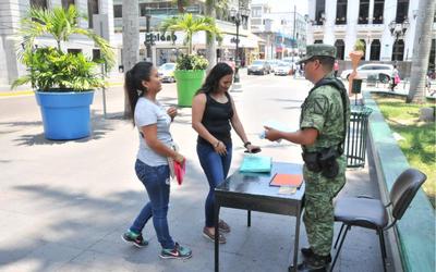 Sedena Dará Oportunidades A Mujeres El Sol De Tampico