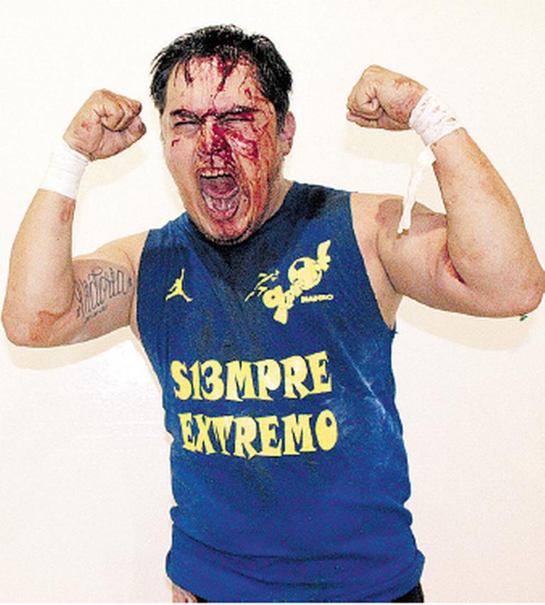 La lucha libre extrema ¿Querida o repudiada? - El Sol de Tampico