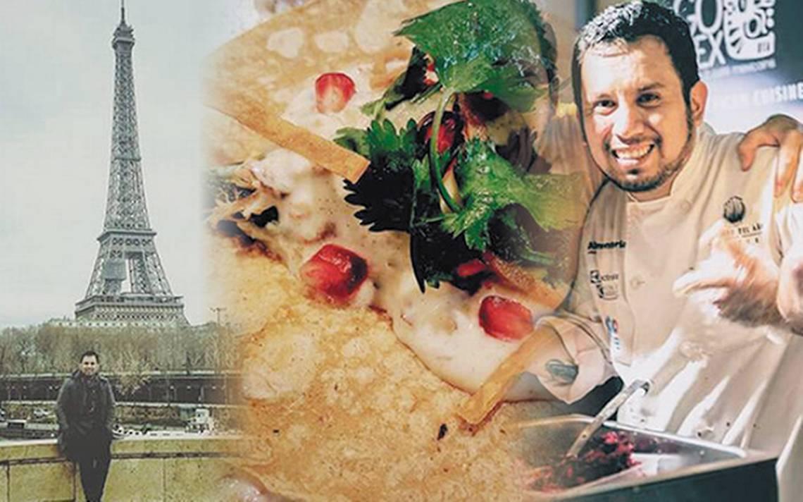 Chef tampique o lleva el sabor de m xico a francia el for Francia cultura gastronomica