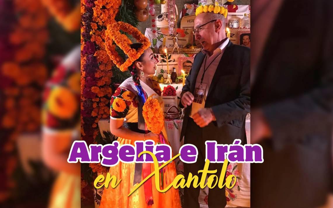 Argelia e Irán en Xantolo - El Sol de Tampico