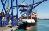 En fecha reciente arribó al Puerto de Altamira la embarcación VEGA SCORPIO